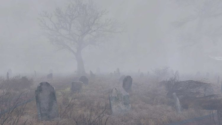 Whispering Hills Halloween Fallout 4 Mods