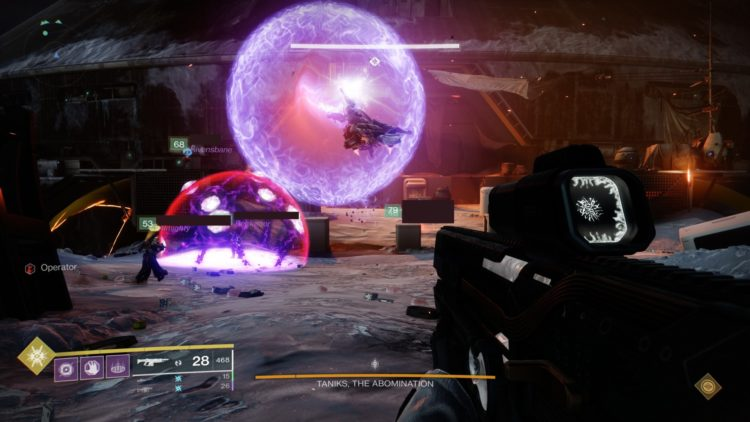 Destiny 2 Beyond Light Deep Stone Crypt Taniks The Abomination Boss Fight Guide 3a
