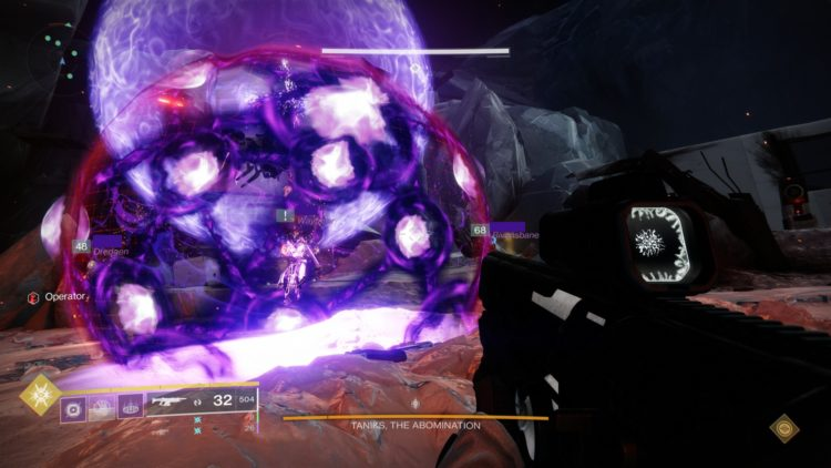 Destiny 2 Beyond Light Deep Stone Crypt Taniks The Abomination Boss Fight Guide 3b