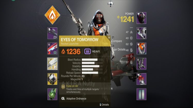 Destiny 2 Beyond Light Eyes Of Tomorrow Exotic Gjallarhorn 1
