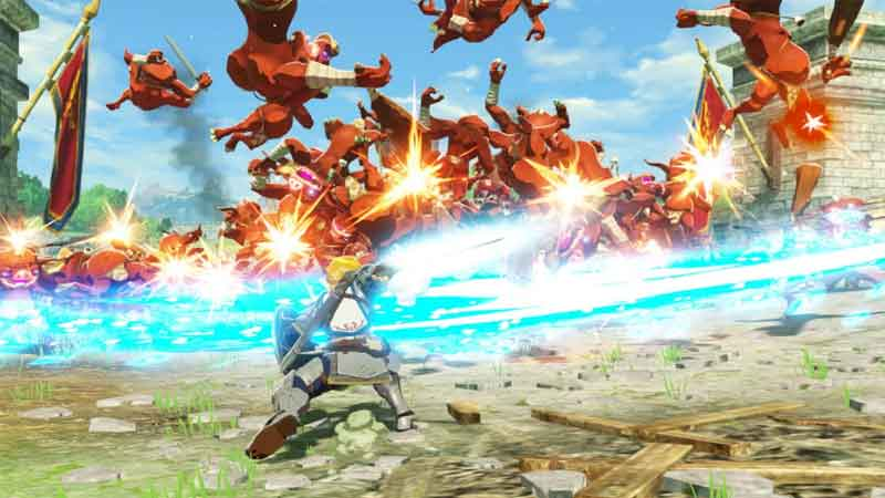 how to play split screen multiplayer hyrule warriors age of calamity