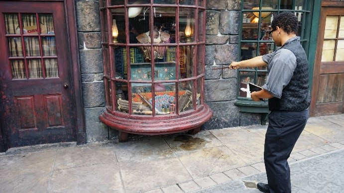 Harry Potter Dragon Alley