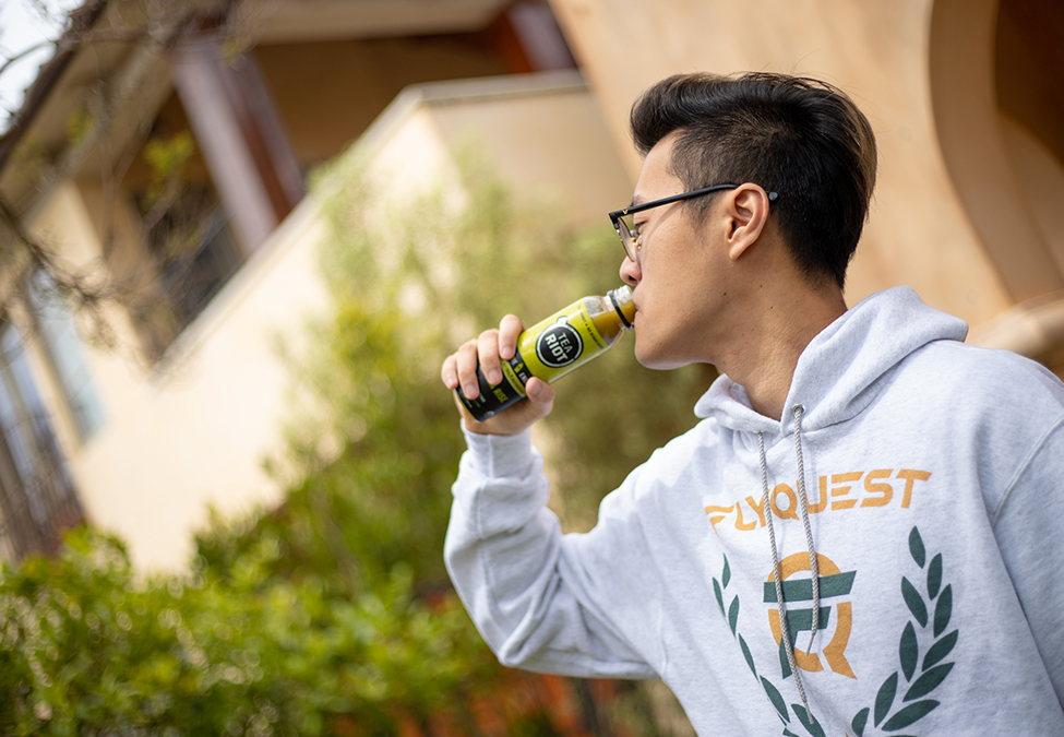 FlyQuest TeaRIOT