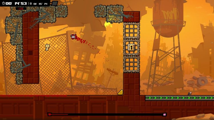 Super Meat Boy Forever review