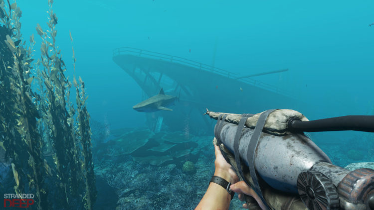 Stranded Deep Epic Games Store Free Games December 2