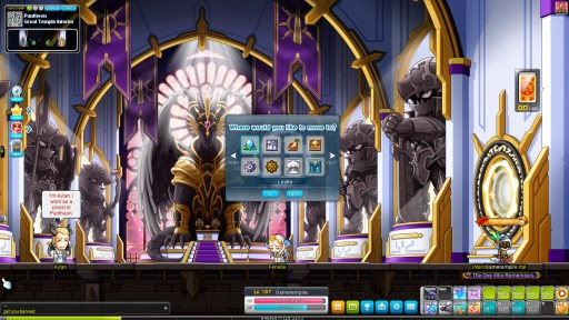 Maplestory Interdimensional Mirror