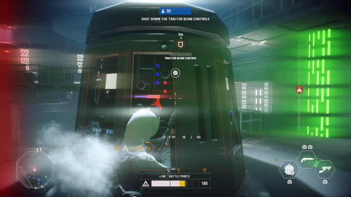 Star Wars Battlefront II Stick to Objectives