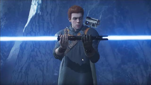 Star Wars Jedi: Fallen Order financial performance high EA quarterly report earnings