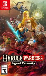 Hyrule Warriors: Age of Calamity (Switch)
