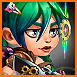 Astrid and Lucas Hero Icon Hero Wars