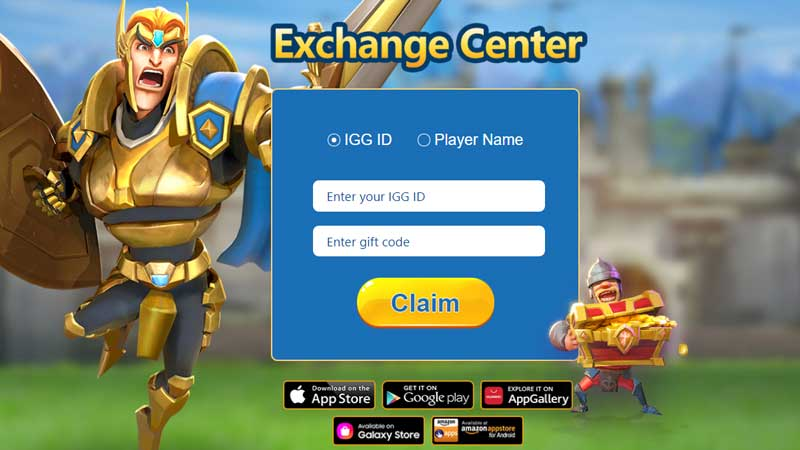 How to Redeem Lords Mobile Kingdom Wars Codes