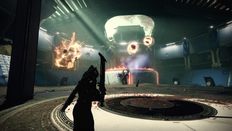 Destiny 2 Proving Grounds Strike How To Access Start Season Of The Chosen 4a