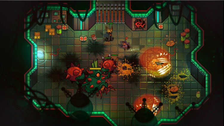 Drinkbox Reveals New Take On Action Rpgs With Nobody Saves The World (3)