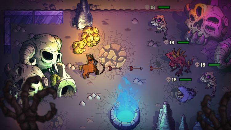 Drinkbox Reveals New Take On Action Rpgs With Nobody Saves The World (2)