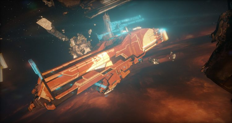 Warframe Makes Over Space Combat In New Corpus Proxima & The New Railjack Update (3)