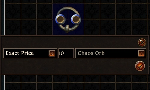 Path of Exile How to Trade Premium Tab 2