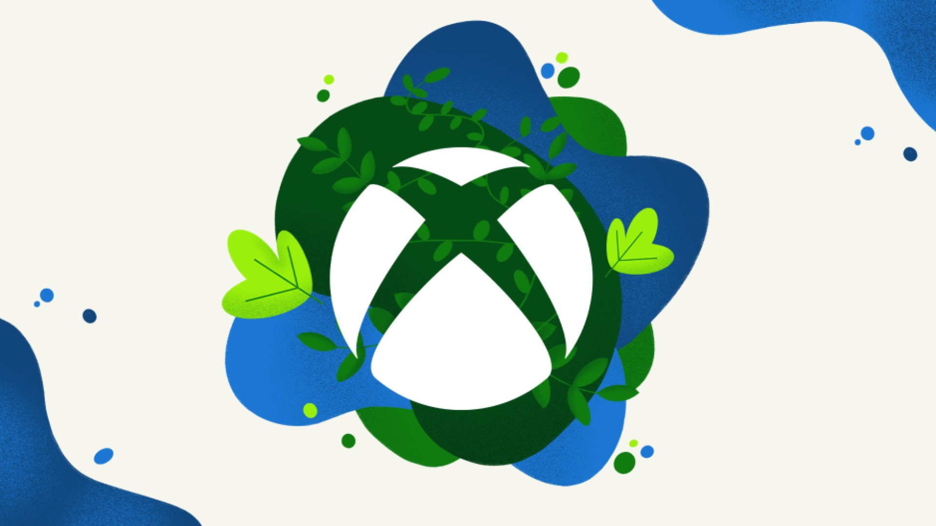Team Xbox Celebrates Earth Day