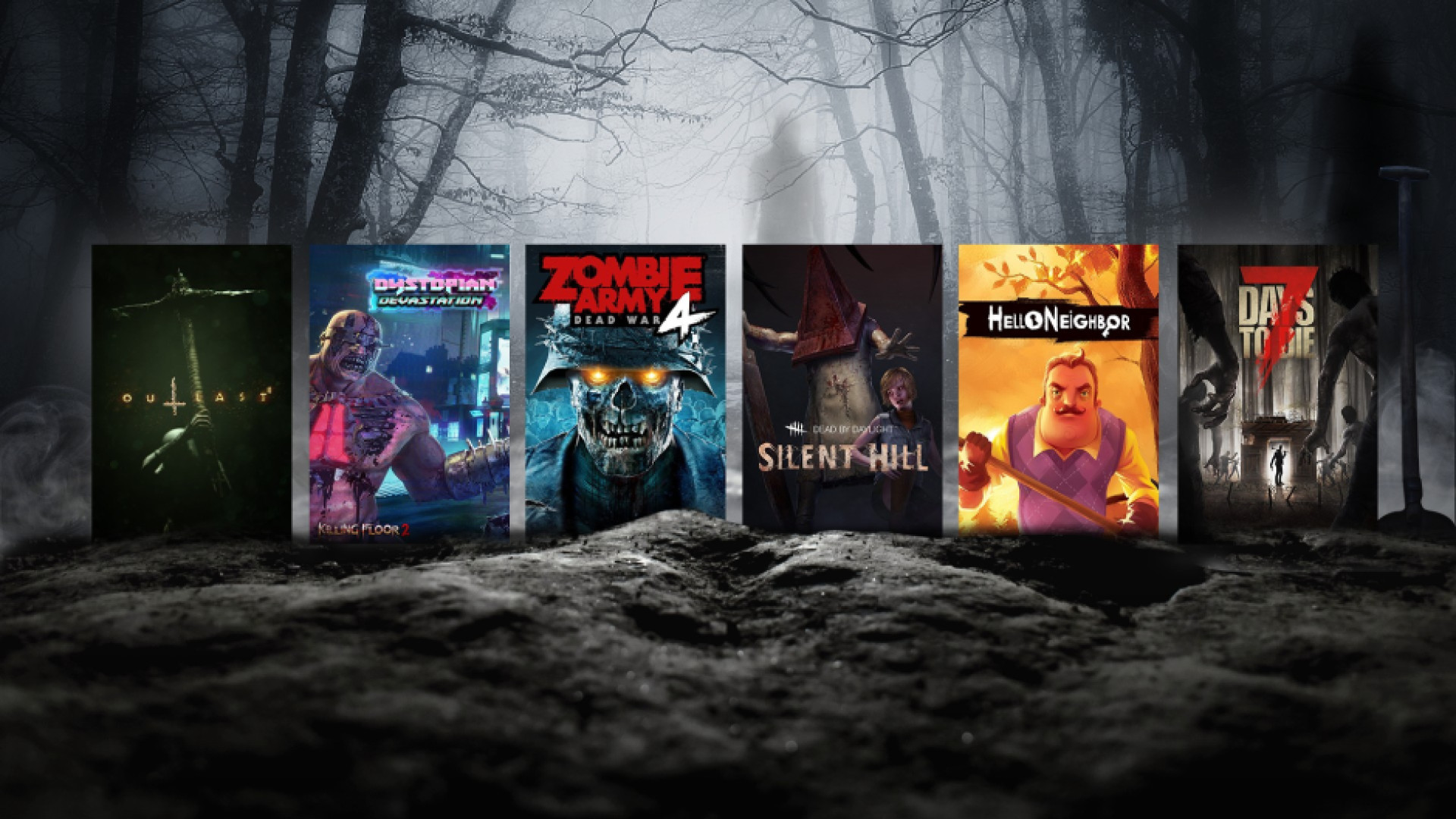 Un-Halloween Horror Spectacular Sale