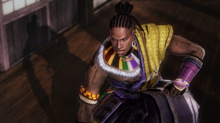 Samurai Warriors 5 Reveals Four New Characters Taking To The Battlefields (1)