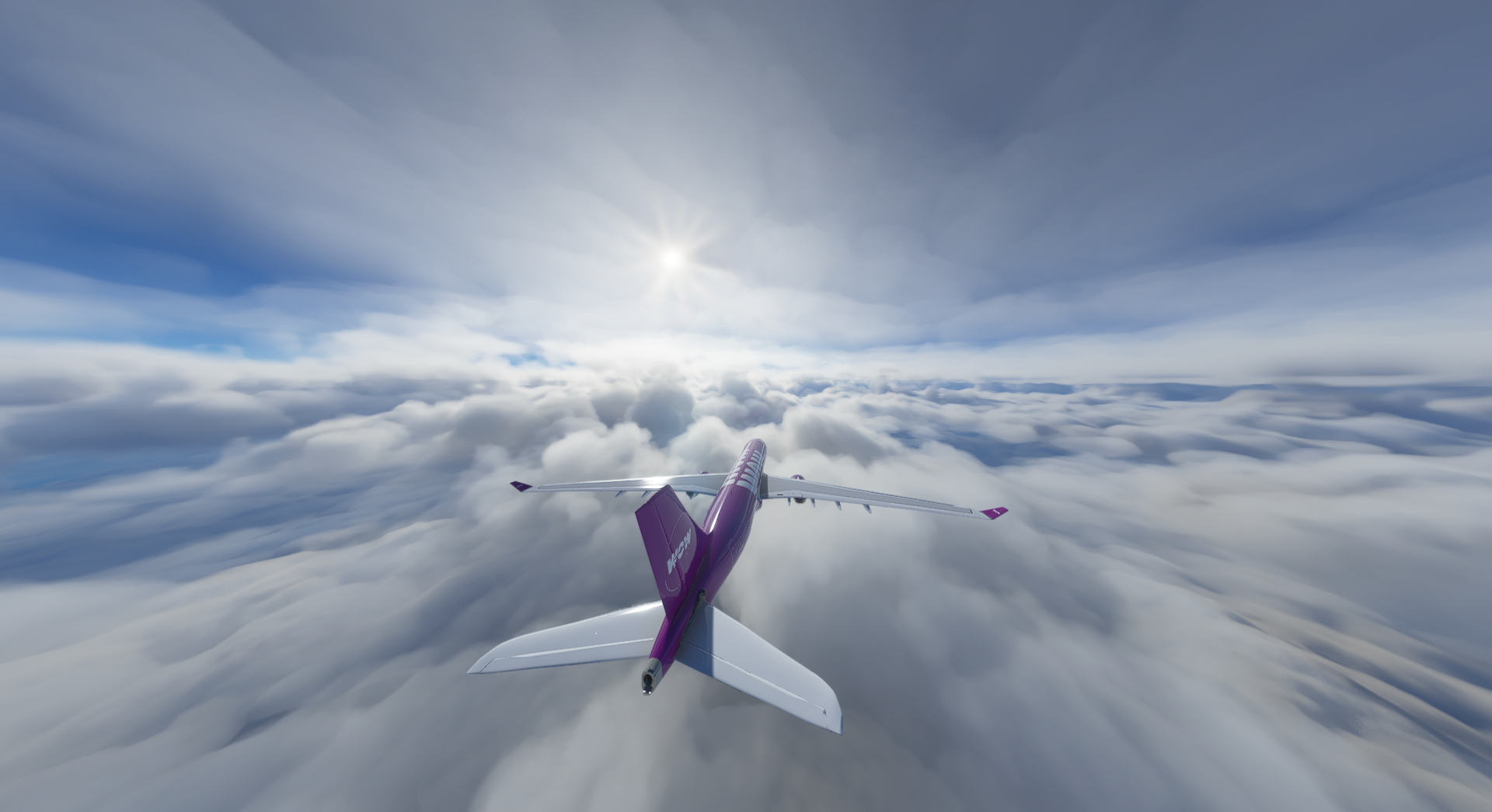 Microsoft Flight Simulator Airbus A330 By Projectmegapack Wow Air Clouds