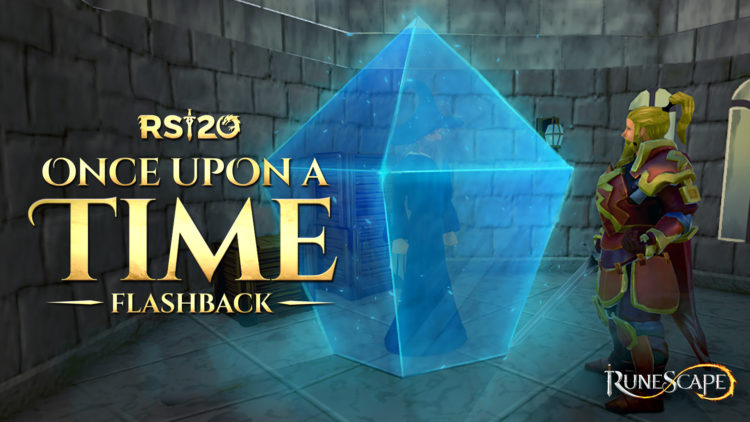 Runescape Once Upon A Time Flashback