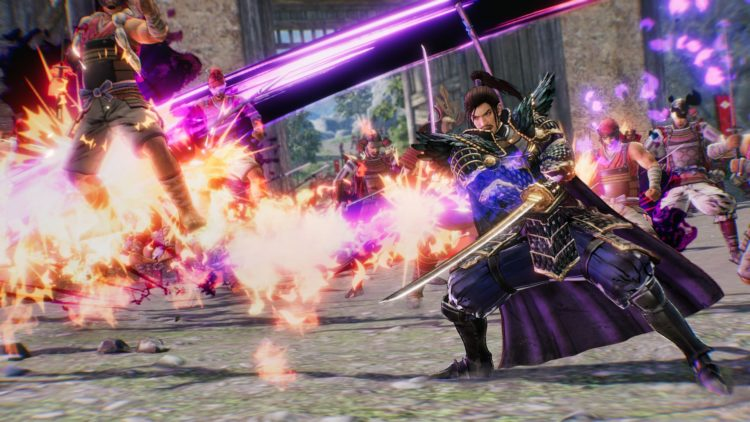 Samurai Warriors 5 Reveals Four New Characters Taking To The Battlefields (3)