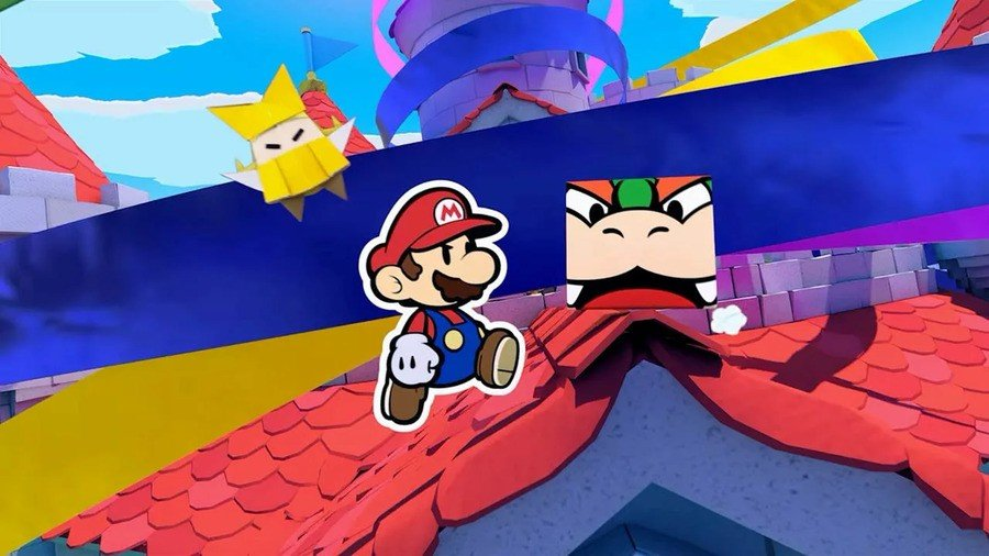 I'll give Origami King a pass, but I miss TTYD's combat.