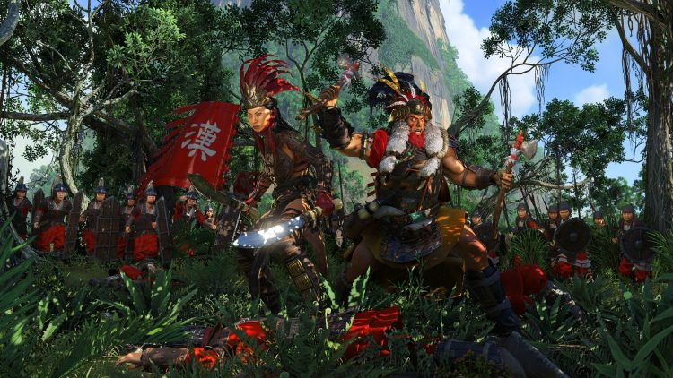 New Total War Three Kingdoms Game Creative Assembly 1