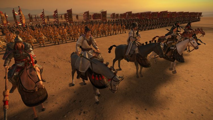 New Total War Three Kingdoms Game Creative Assembly 3