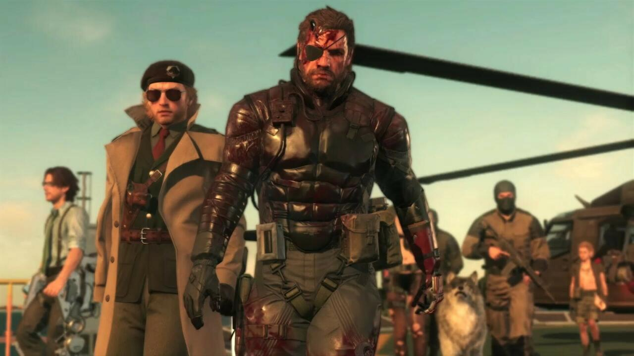 Now's the time for Metal Gear to come back!