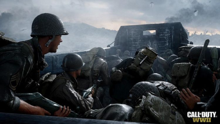 Call Of Duty WWII sledgehammer games