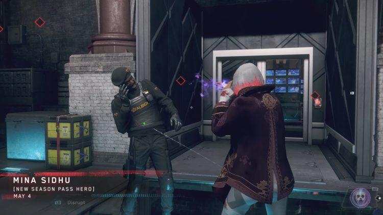 Watch Dogs Legion First Update New Character Online Modes Mina