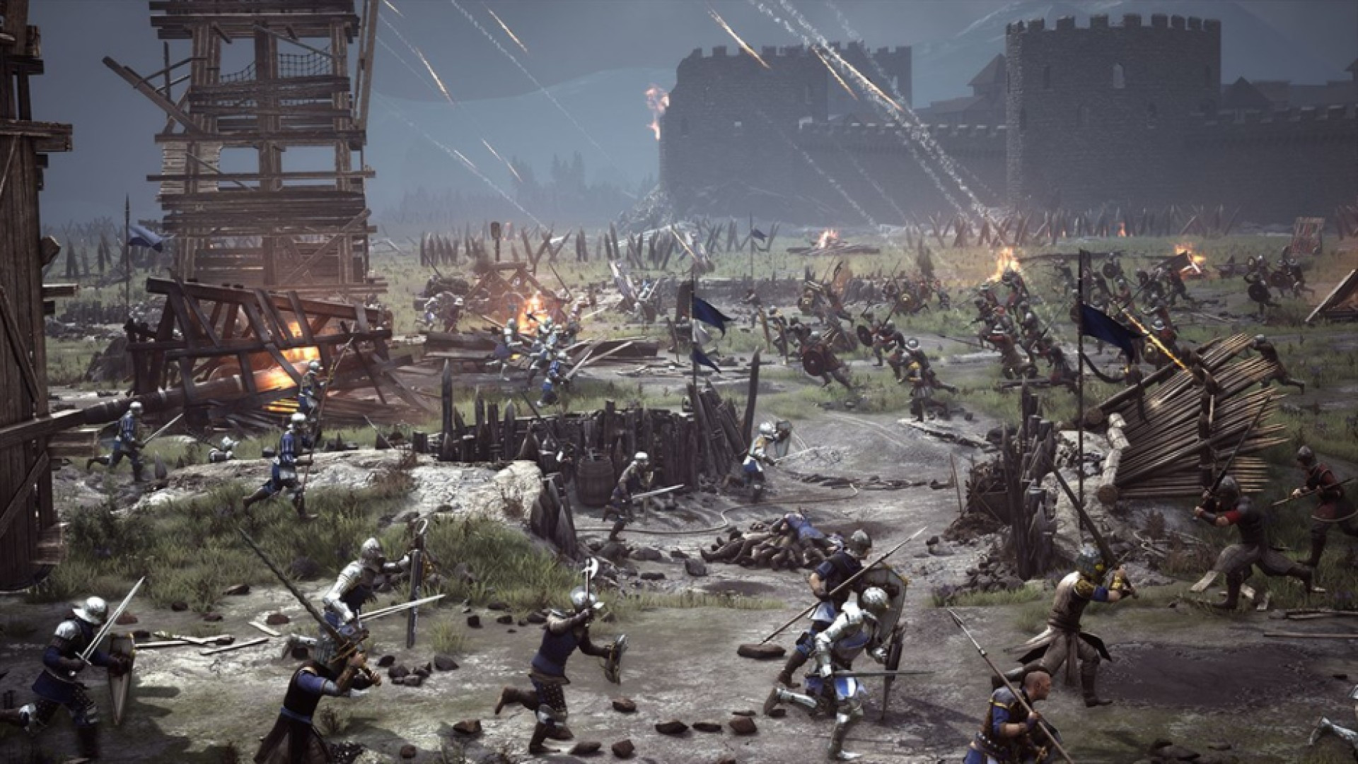Chivalry 2 – June 8 – Optimized for Xbox Series X S / Smart Delivery