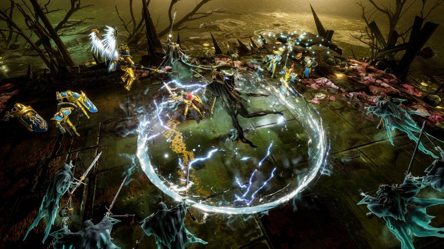 Warhammer Age of Sigmar: Storm Ground Review - Screenshot 3 of 3