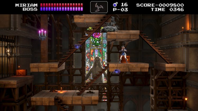 Bloodstained Ritual Of The Night sequel Free Classic Mode