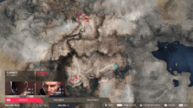 Sniper Ghost Warrior Contracts 2 Gwc 2 Maladh Wadi Missions Challenges Guide 1a