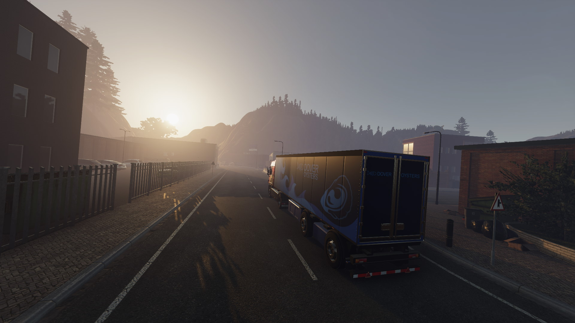 Truck Driver Pc Into The Sun gameplay review