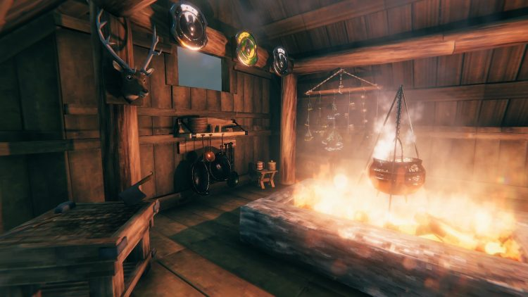 Valheim Hearth And Home Content