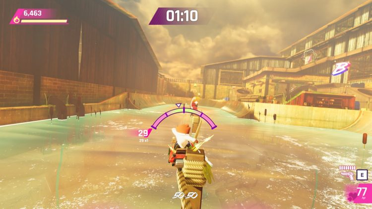 Wave Break review steam stadia switch gameplay