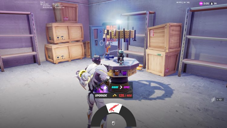 How To Use Weapon Upgrade Bench Fortnite Season 7 Quest