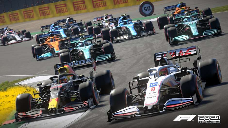F1 2021 – July 16 – Optimized for Xbox Series X|S