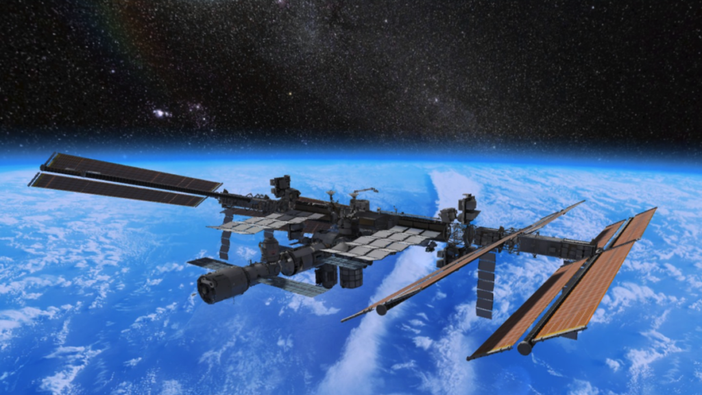 Mission:ISS Gear VR