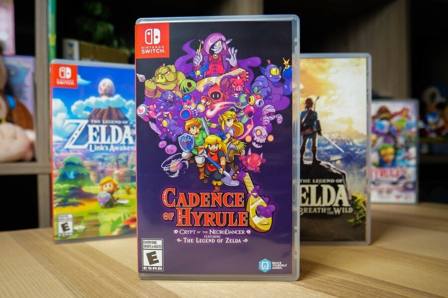 Brace Yourself Games got thrown the keys to the Zelda universe with crossover title Cadence of Hyrule: Incredibly Long Title