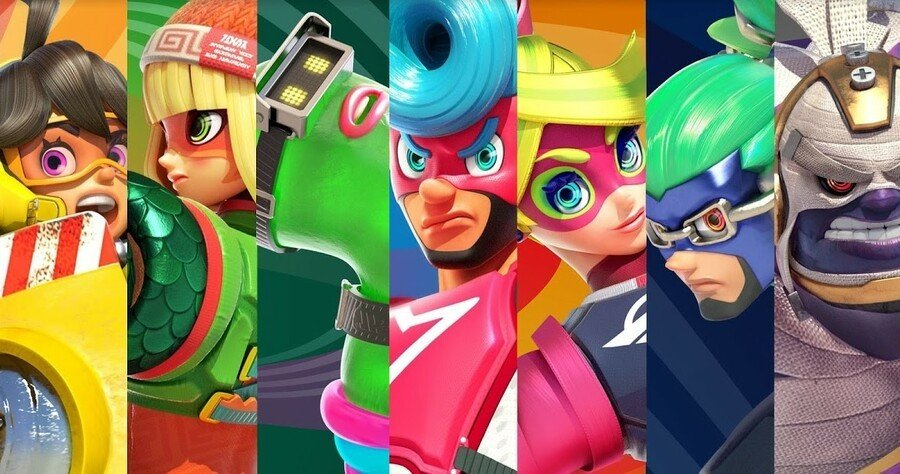 Great game, ARMS