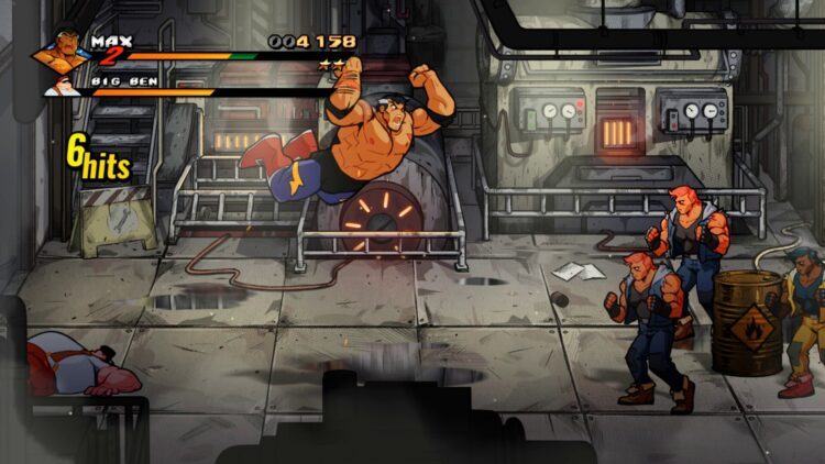 Streets Of Rage 4 Mr X Nightmare Preview Worth It Dlc Max Slam