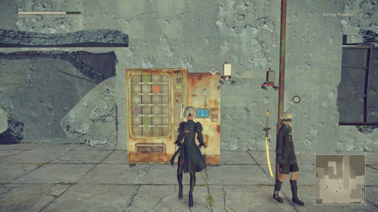 Nier Automata patch analysis After 1
