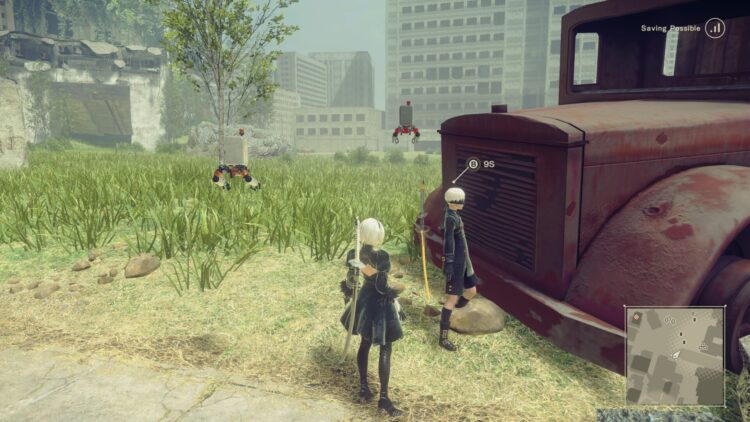 Nier Automata patch analysis After 2