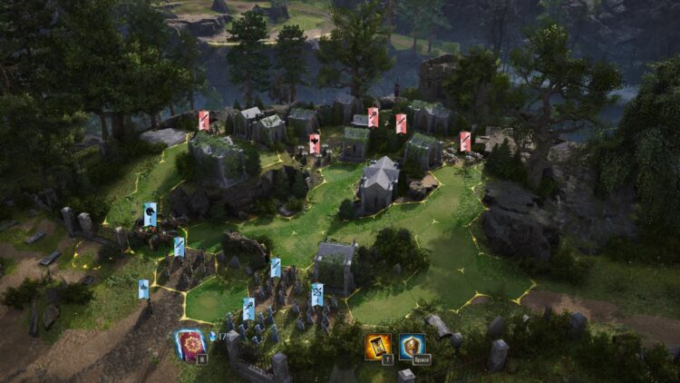 King's Bounty Ii King's Bounty 2 Preview Early Access Impressions 2