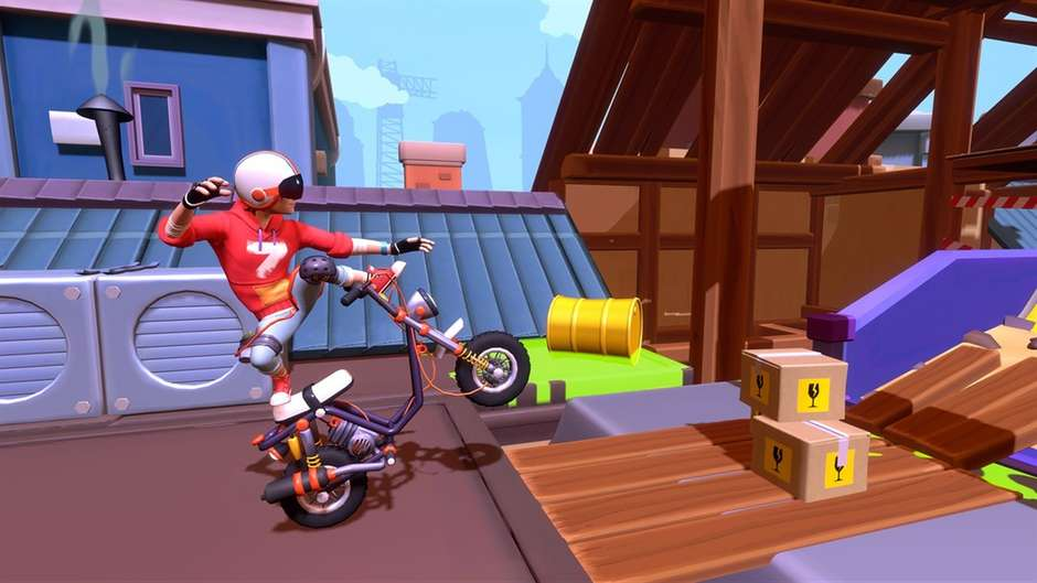 Urban Trial Tricky Deluxe Edition – July 22