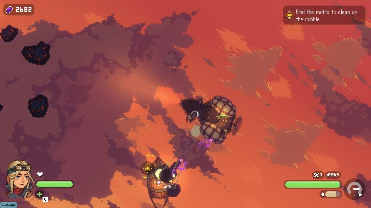 Black Skylands preview gameplay early access